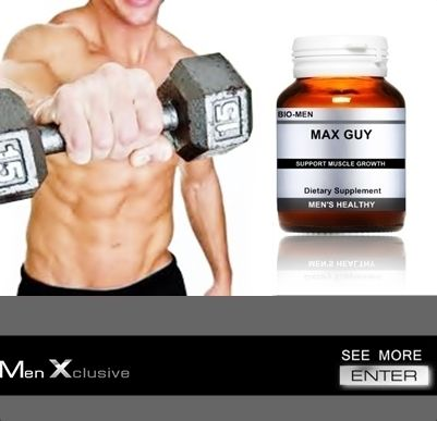 MAX GUY เพิ่มการสร้างมวลกล้ามเนื้อ เหมาะสำหรับทาน ก่อน+หลัง ยกเวท และคนที่ผอมมากๆ
