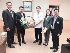 ร่วมแสดงความยินดี ท่านปลัดกระทรวงสาธารณะสุขไทย คนใหม่