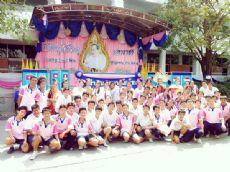 การนำเสนอผลงานนักเรียนวิชาอาเซียน