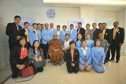 วันคล้ายวันสถาปนาสมาคมฌาปนกิจสงเคราะห์ สมาชิกสหกรณ์ออมทรัพย์ไทยและวันเปิดอาคาร สฌ. สอ.
