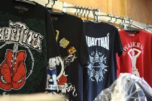 T-shirts many design.