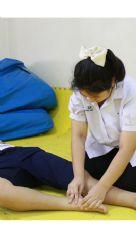 คอร์สสอนนวดไทยให้เด็กนักเรียน