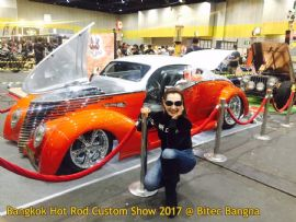 Bangkok Hot Rod Custom Show 2017