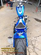 สีบรอนซ์ MS-100 สีกากเพชร PB-812 สีแก้ว A-42 Cr.ร้าน711 Motorbike (ปากช่อง)