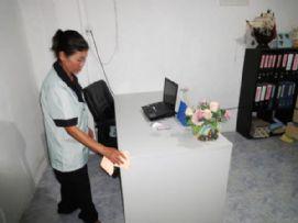 บริการ จัดส่งแม่บ้านประจำ 07