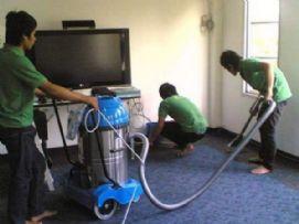 บริการ ทำความสะอาด ซักพรม 05