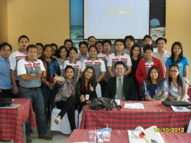 In-House 18 -19 Oct 12 LF Logistic