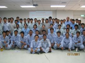 Team Synergy : Toyota Transport by PTSTraining 086-8929330