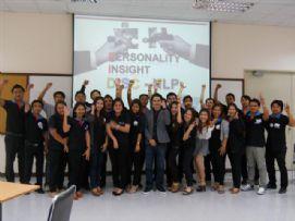 Tripetch Isuzu Sales-Dealer จัดอบรม Personality Insight-DISC-NLP โดย อ.ธรรมศักดิ์ อรชุนวงศ์