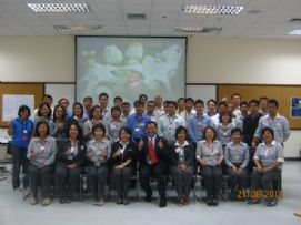 Tripetch Isuzu Sales- จัดอบรม Management Skills for Manager วิทยากร อ.ธเนศ เครือโสภณ