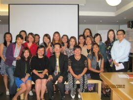 Li&Fung อบรม Negotiation Skills for Merchandise โดย อ.พรเทพ ฉันทนาวี