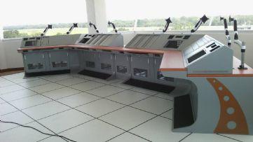 คอนโซล หอควบคุมการบิน กองบิน1(โคราช)
