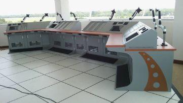 คอนโซล หอควบคุมการบิน กองบิน 1(โคราช)