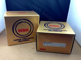 ตลับลูกปืน NSK SUPER PRECISION BEARINGS Cylindrical Roller Bearings 30Series NN3017MBCC1P4